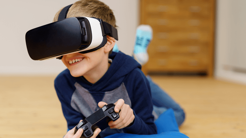eLearning Games Form A New Teaching Approach