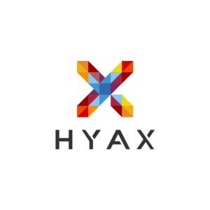 Hyax logo