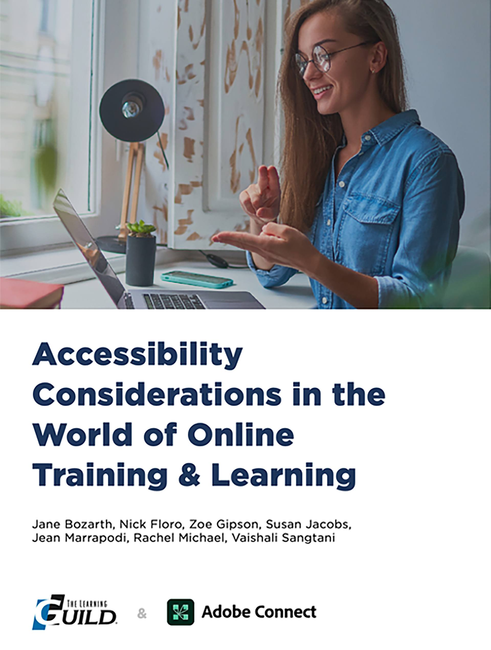 eBook Release: Accessibility Considerations In The World Of Online Training And Learning