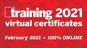 Training 2021 Virtual Certificates
