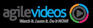 AgileVideos logo