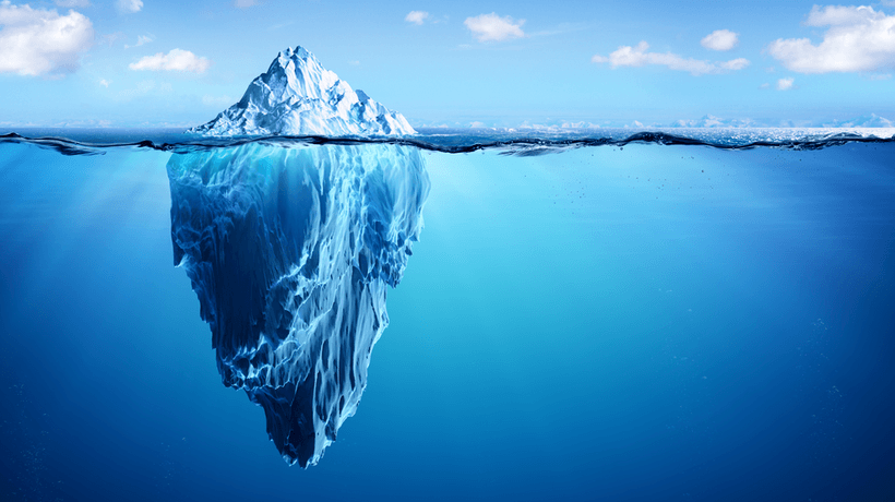 Iceberg! Right Ahead!: Why Your Training Sinks-Learning Transfer