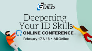 Deepening Your ID Skills Online Conference