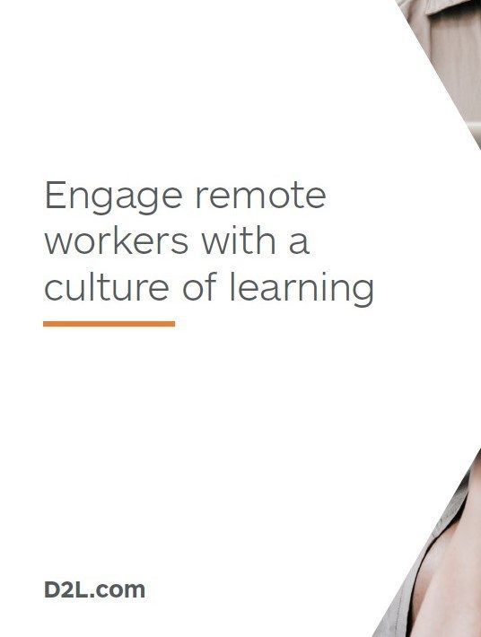 eBook Release: Engage Virtual Workers With A Culture Of Learning