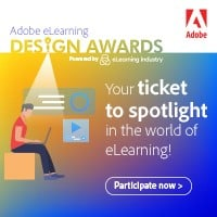 Presenting Adobe eLearning Design Awards Powered By eLearning Industry