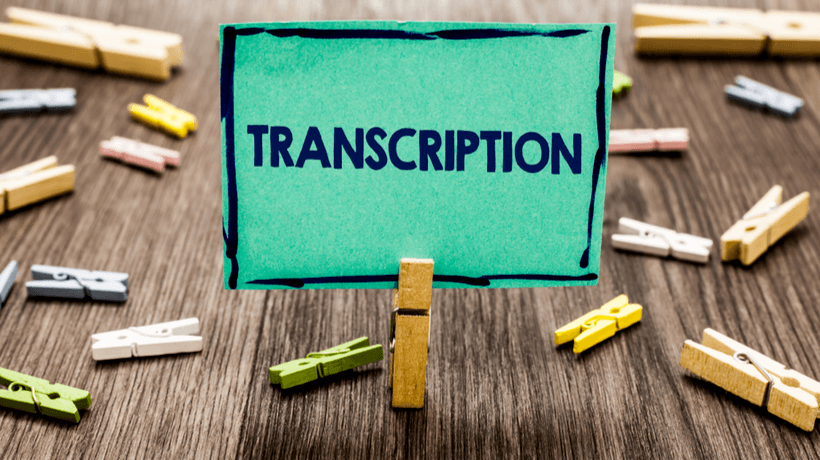Video Transcription For The eLearning Industry
