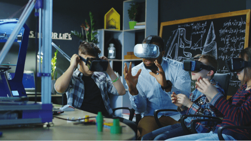 Why VR Is So Important In Education