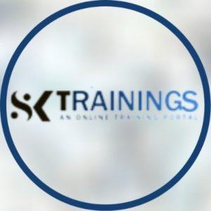 SK Trainings logo