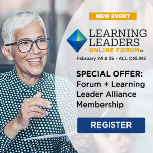Learning Leaders Winter Online Forum