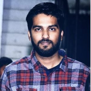 Photo of Satyam Chaturvedi