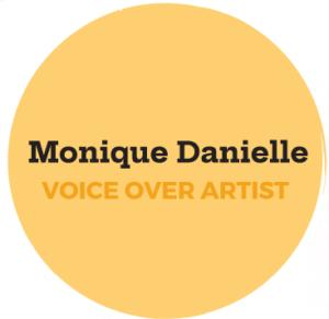 Monique Danielle Voice Over Artist logo
