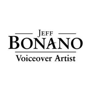 Jeff Bonano | Voiceover Artist logo