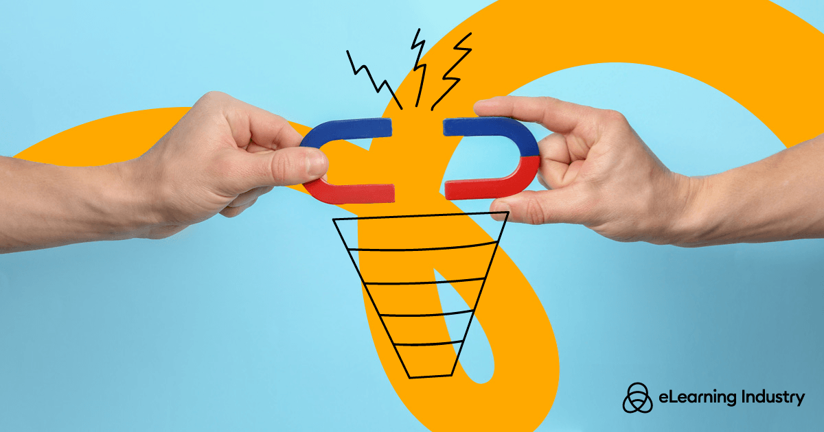 How To Create Marketing Funnels That Draw Corporate Training Buyers To Your eLearning Content