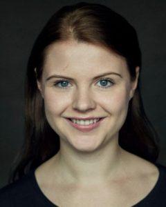 Leonora Voiceover British Female Voice Actor logo