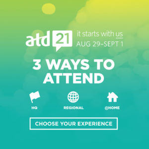 ATD 2021 International Conference & EXPO