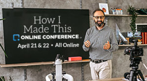 How I Made This Online Conference