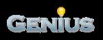 Genius SIS LMS logo