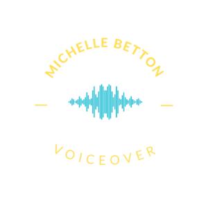 Michelle Betton Voiceover logo