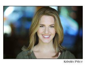 Kristin Price - The Easygoing Professional Voice logo
