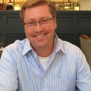Photo of Steve Blackmore