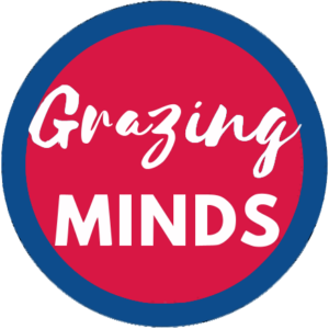 Grazing Minds logo