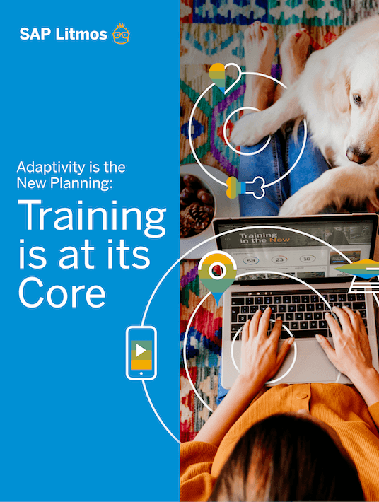 eBook Release: Adaptivity Is The New Planning: Training Is At Its Core