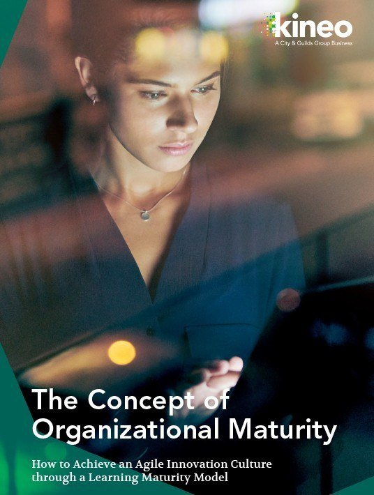 eBook Release: The Concept of Organizational Maturity: How To Achieve An Agile Innovation Culture Through A Learning Maturity Model