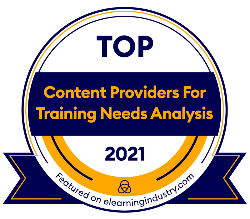 Top Content Providers To Help You Conduct Training Needs Analysis