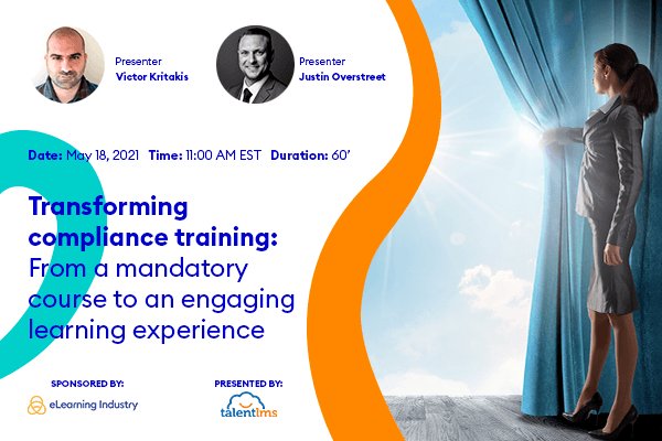 eBook Release: Transforming Compliance Training: From A Mandatory Course To An Engaging Learning Experience