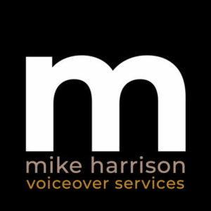Mike Harrison / Male eLearning Voice logo