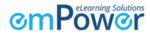Empower LMS logo