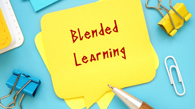 The Concept Of Blended Learning
