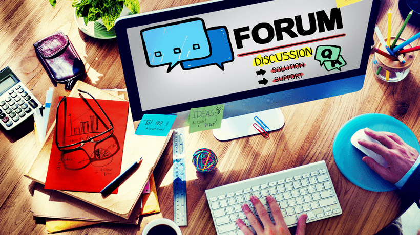 Why Discussion Forums Are Helpful In Training
