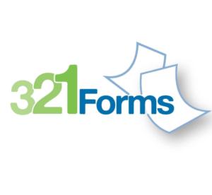 321Forms logo