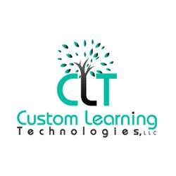 Custom Learning Technologies logo