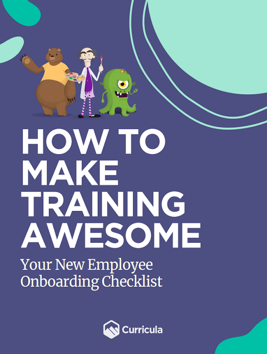 How To Make Training Awesome: Your New Employee Onboarding Checklist