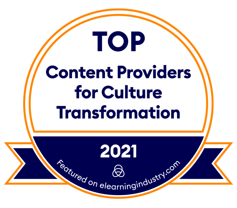 Top Content Providers for Cultural Transformation