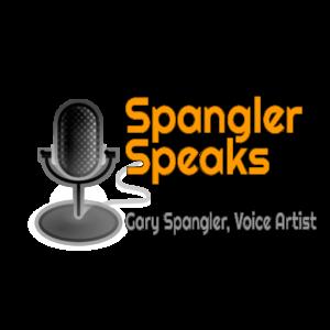 Spangler Speaks logo