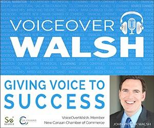 VoiceOverWalsh logo