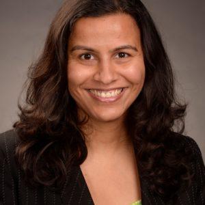 Photo of Divya Bheda, she/her(s), PhD