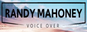 Randy Mahoney Voice Over logo