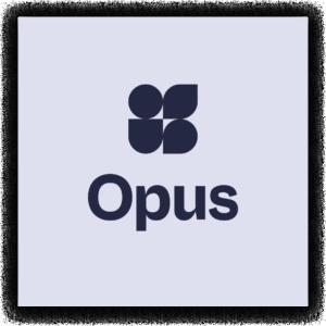 Opus Training logo