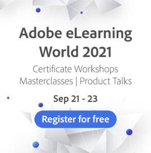 Adobe eLearning World 2021