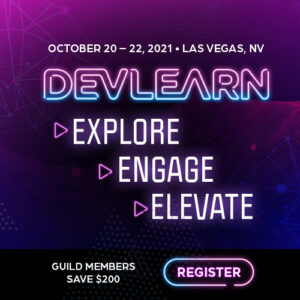 DevLearn 2021 Expo+ Pass
