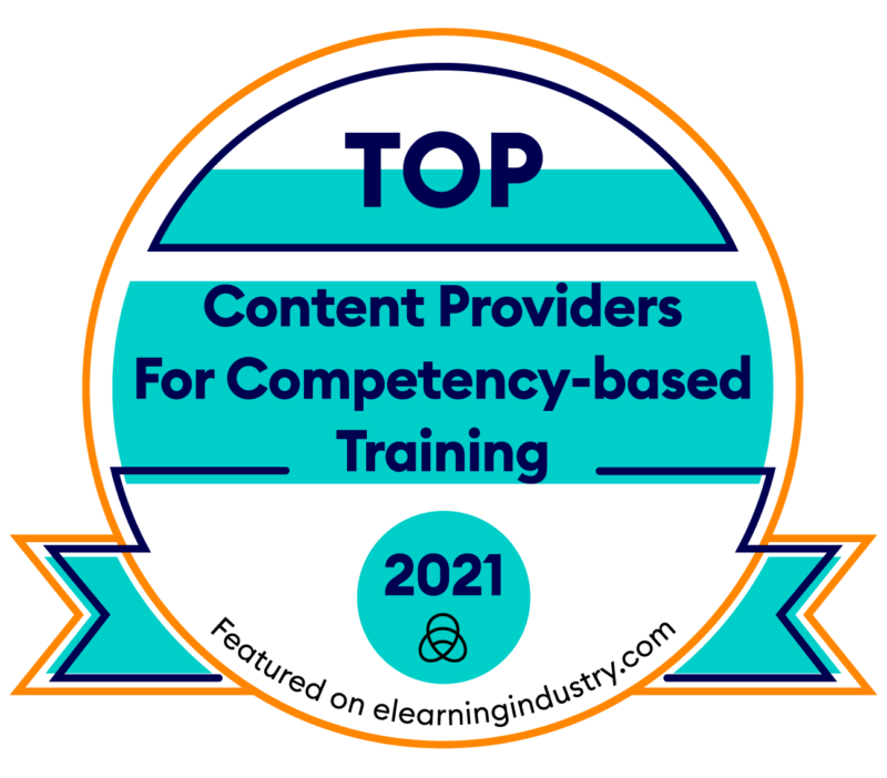 Top Content Providers for Competency-based Training