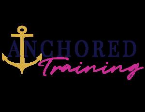 Anchored Training logo