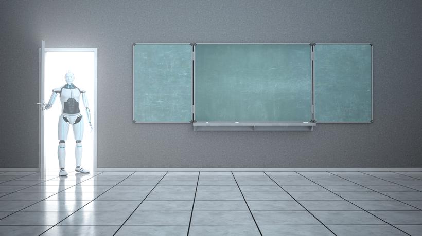 Can AI Replace Teachers In Schools?