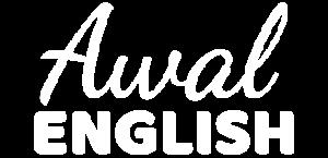 Awal English logo