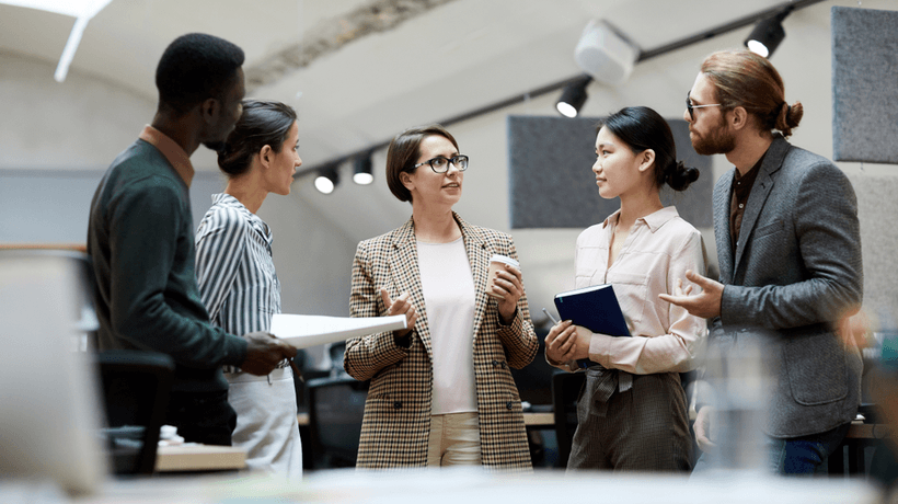 6 Tips To Inclusion On A Culturally Diverse Team