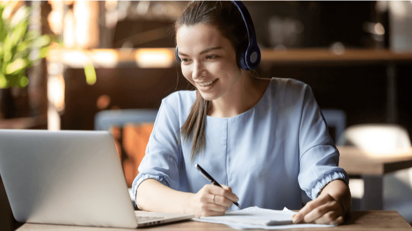 Image Higher Education And Online Learning